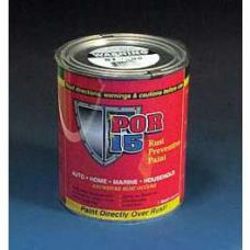Rust Preventive Paint, Black, Gloss, Quart, POR-15?
