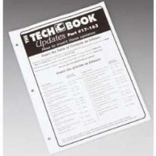 Chevy Tech Book Updates, 2007