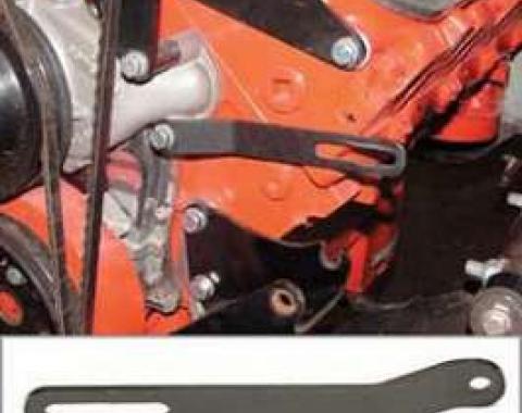Chevy Power Steering Pump Adjuster Brace, 1955-1957