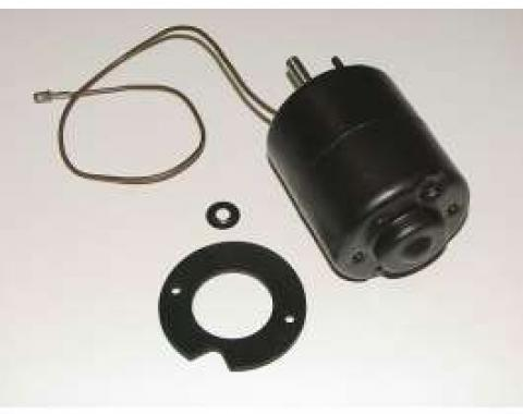 Chevy Heater Blower Motor, 1955-1956 All & 1957 Recirculating