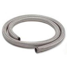 Chevy Heater Hose, Sleeved, Stainless Steel, 3, 4 x 6'