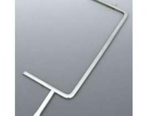Chevy Vent Window Frame, Left, Convertible, 1955-1957