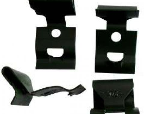 Windshield/Rear Window Reveal Moulding Fastener
