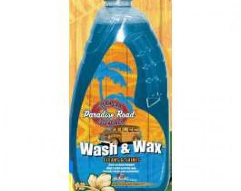 Paradise Road Wash & Wax 64oz