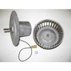 Chevy Heater Blower Motor, Deluxe, Used, 1957