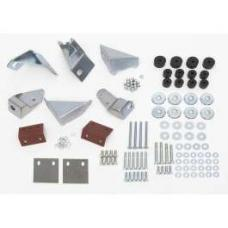 Chevy Engine Mounting Kit, Big Block, 4 Or 5-Speed, 1955-1957