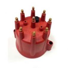 Chevy Distributor Cap, For Small Diameter HEI, Screw On Style, 1955-1957