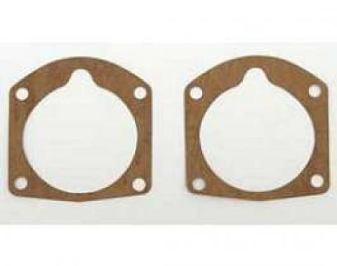 Chevy Rear Axle Wheel Bearing Cover Gaskets, 1955-1957