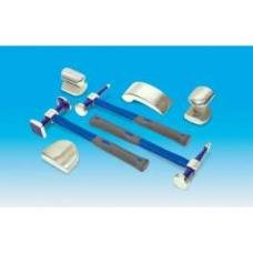 7-Piece Body Hammer And Dolly Tools Set