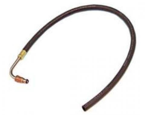 Chevy Power Steering O-Ring Return Hose, 605, Delphi & CCI Rack & Pinion, Small Or Big Block, 1955-1957