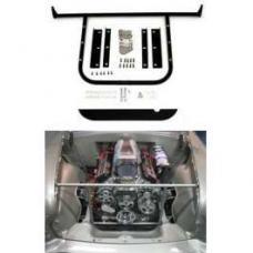 Chevy Radiator Core Support, Tubular, 1955