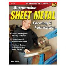 Chevy Sheet Metal Forming & Fabrication Book 1955-1957