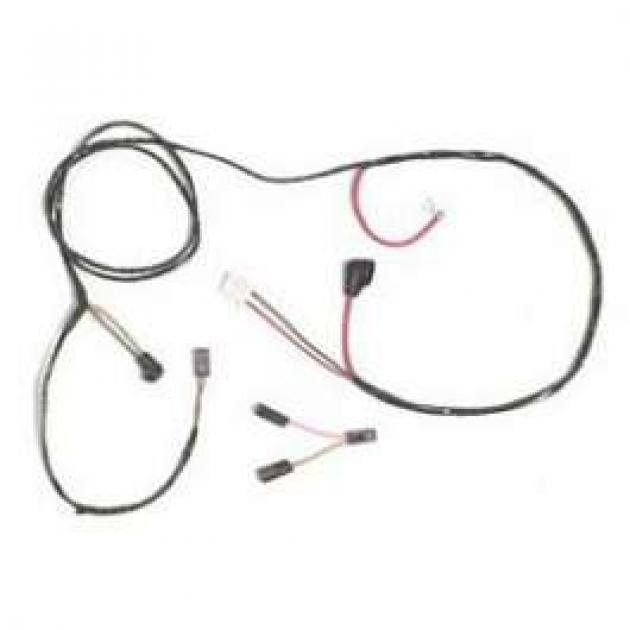chevy headlight  alternator conversion wiring harness