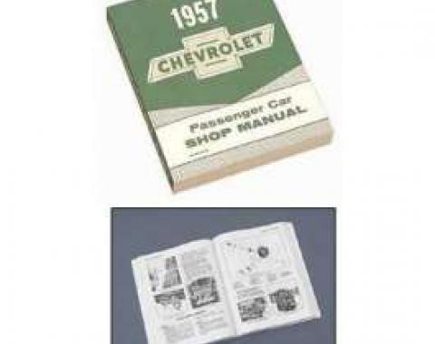 Chevy Shop Manual, 1957