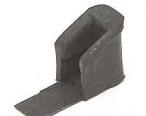 Chevy Vent Window Assembly Stops, Upper, 1955-1957