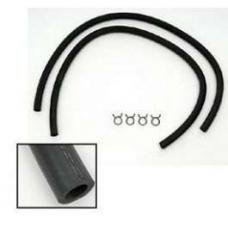 Chevy Heater Hose Kit, Factory, 6-Cylinder, 1955-1956