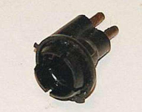 Chevy Dash Light Socket, Plastic, Used, 1955