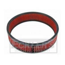 Chevy Spectre Performance Low Profile Air Box Replacement Filter, Red