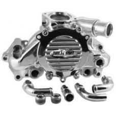 Chevy Water Pump, LT1, Polished, 1955-1957