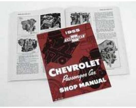 Chevy Shop Manual,1955