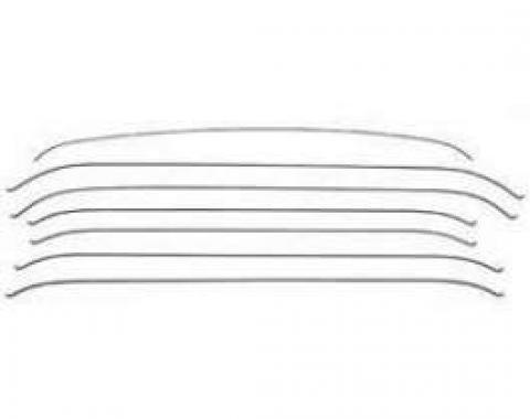 Chevy Headliner Wires, Used, 2 & 4-Door Sedan, 1955-1957