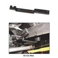 Chevy Emergency Brake Idler Lever, Offset, Non-Convertible,1955-1957