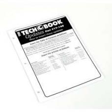 Chevy Book, Tech Updates, 2011