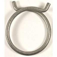 Chevy Radiator Hose Clamp, Spring Ring Style, Upper, 1955-1957