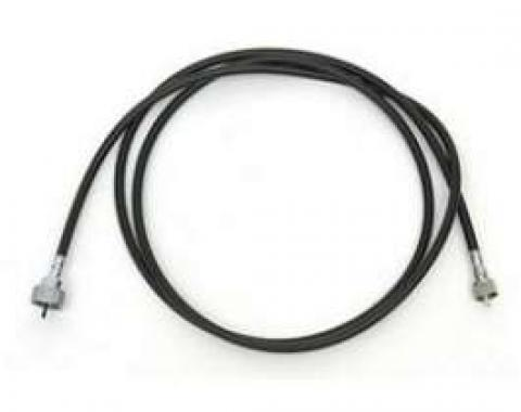 Chevy Speedometer Cable, 4-Speed Manual Transmission, 1955-1957