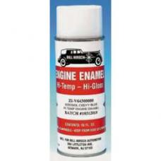 Engine Spray Paint, 6-Cylinder, Blue