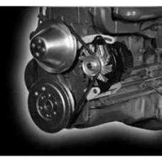 Chevy Alternator Bracket Kit, 6-Cylinder, 1955-1957