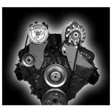 Chevy Air Conditioning Compressor Bracket, Short Water Pump, Big Block, 1955-1957