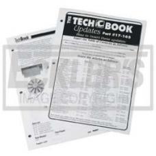 Chevy Book, Tech Updates, 2009