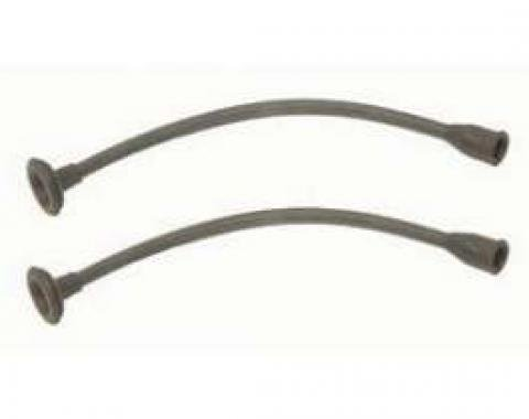 Chevy Taillight To Body Wiring Harness Boot & Tube Assembly, 1955