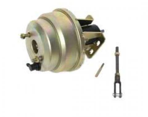 "Chevy Power Brake Booster Kit, 8"" Dual Diaphragm, 1955-1957"