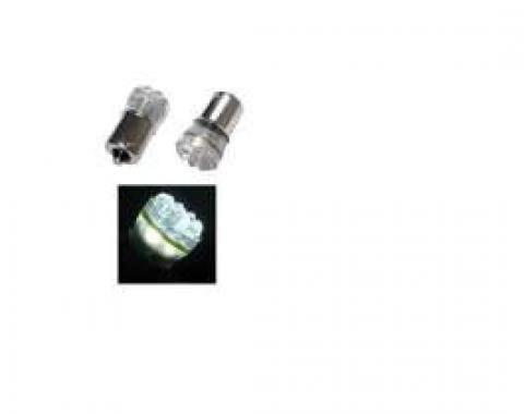 Light Bulbs, 1157, (15) Miniature LEDs Hyper White