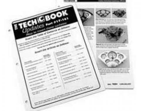 Chevy Tech Book Updates, 2005