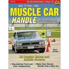 How To Make Your Muscle Car Handle Book