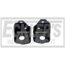 Chevy Front Engine Angle Mounts, V8, 1955-1957