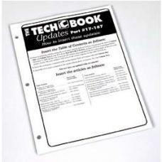 Chevy Book, Tech Updates, 2010