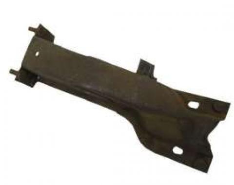 Chevy Brake Pedal & Dash Brace, Used, 1955-1956
