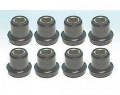 Chevy Control Arm Bushing Set, Polyurethane, 1955-1957
