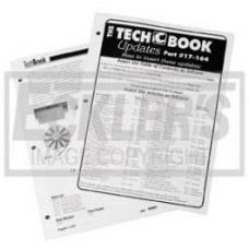 Chevy Tech Book Updates, 2008
