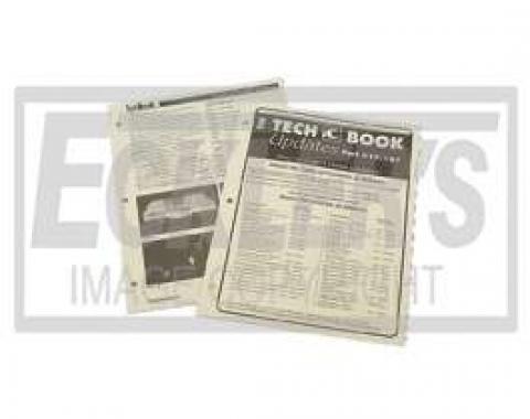 Chevy Tech Book Updates, 2001