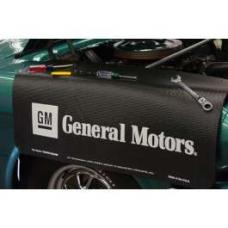 Fender Gripper® Cover, Black With GM General Motors Logo