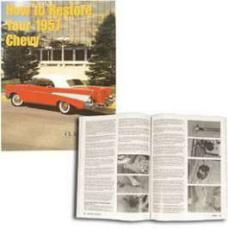 How To Restore Your 1957 Chevy Book