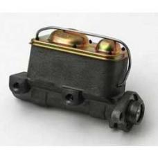 Chevy Dual Brake Master Cylinder, With Power Drum Brakes, 1955-1957