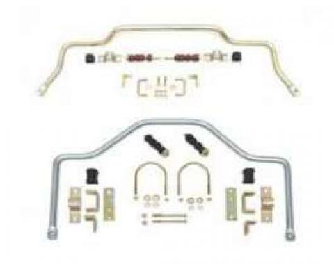 Chevy Anti-Sway Bars, Front & Rear, Wagon, Nomad, Delivery, 1955-1957