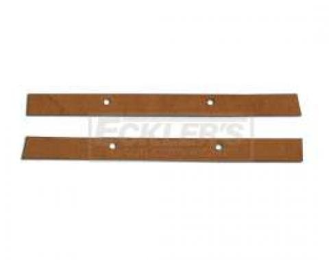 Chevy Grille End To Fender Gaskets, 1955