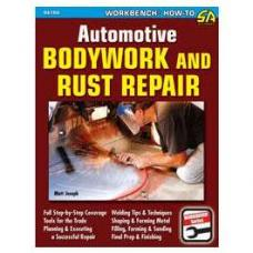 Bodywork & Rust Repair Guide Book